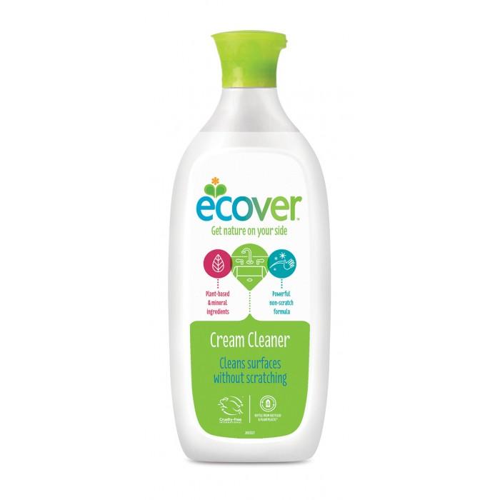 Фото Бытовая химия Ecover Экологическое кремообразное чистящее средство 500 мл