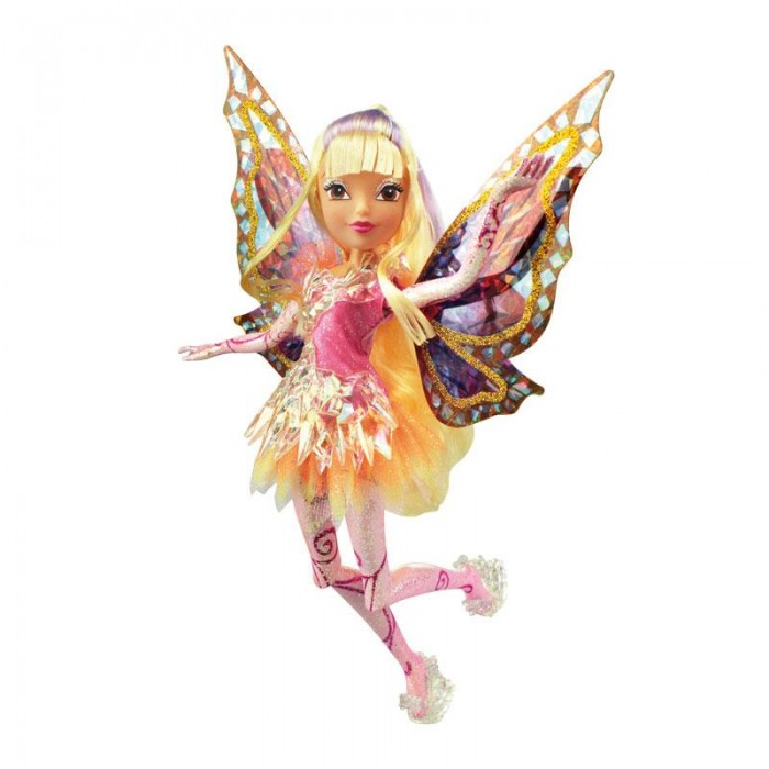 Куклы и одежда для кукол Феи Винкс (Winx Club) Кукла Тайникс Stella кукла winx club мини фигурки тайникс стелла