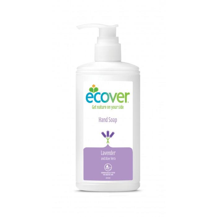 Косметика для мамы Ecover Экологическое жидкое мыло для мытья рук Лаванда 250 мл