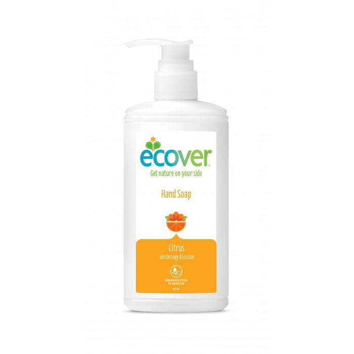 Косметика для мамы Ecover Экологическое жидкое мыло для мытья рук Цитрус 250 мл