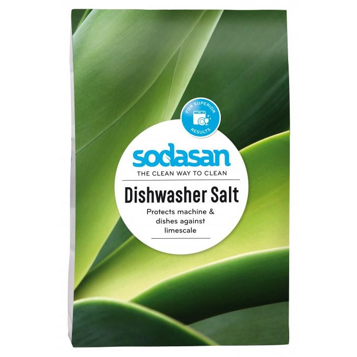 Бытовая химия Sodasan Соль для посудомоечных машин 2 кг порошок концентрат sodasan для посудомоечных машин 2 кг