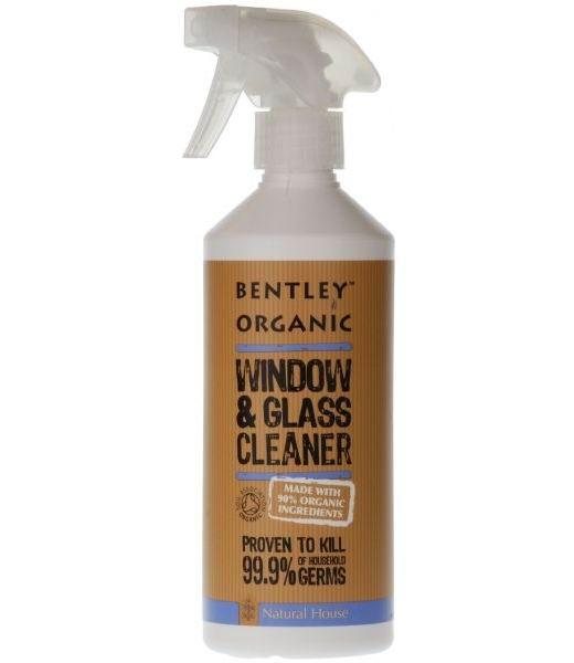 Bentley Organic Очиститель стеклянных поверхностей 500 мл