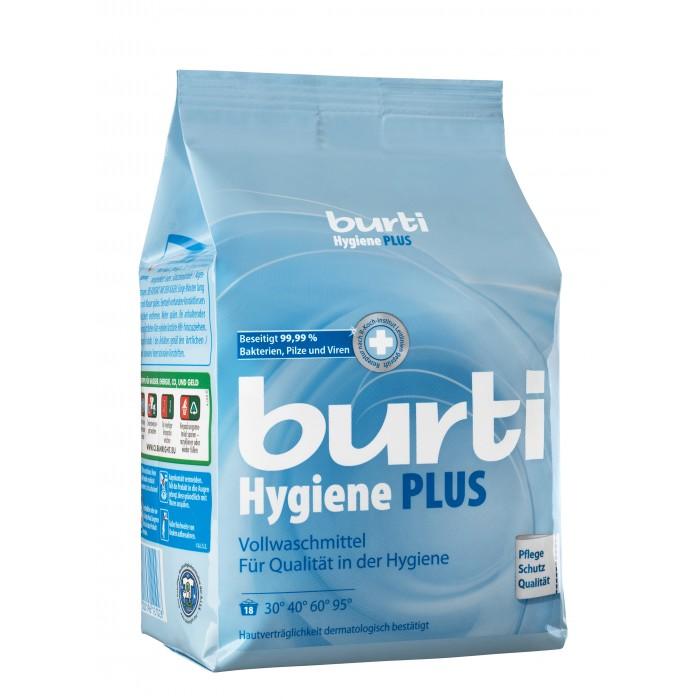 Бытовая химия Burti Дезинфицирующий стиральный порошок для белого белья 1100 г порошок стиральный pemos зимнее утро для стирки белого и светлого белья 350 г