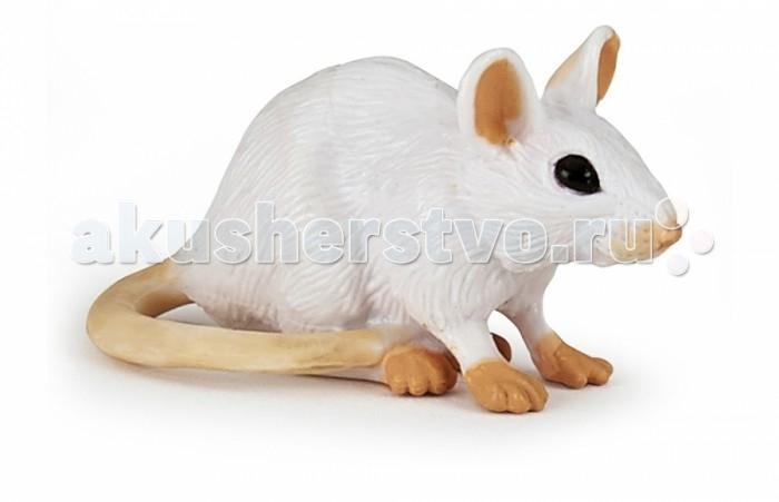 игровые фигурки Игровые фигурки Papo Игровая фигурка Белая мышь