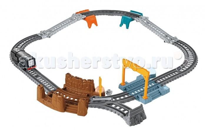 Железные дороги Thomas & Friends Набор для построения железной дороги TrackMaster 3 в 1