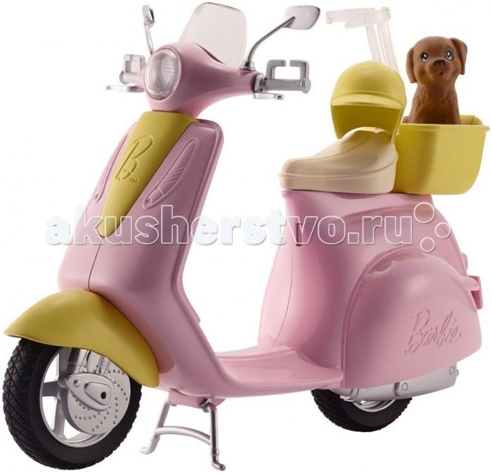 Машины Barbie Мопед DVX56 купить б у мопед 4 скоросный