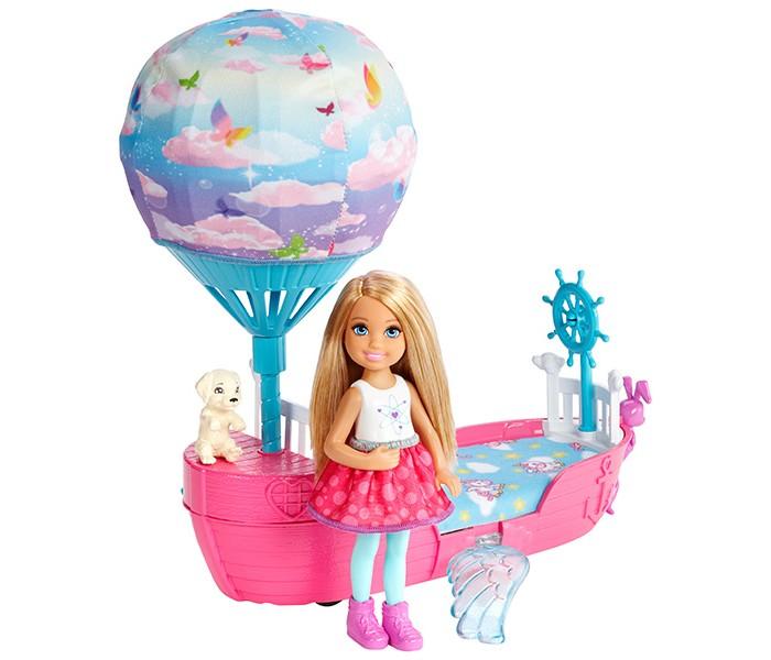 Игровые наборы Barbie Игровой набор Волшебная кроватка Челси