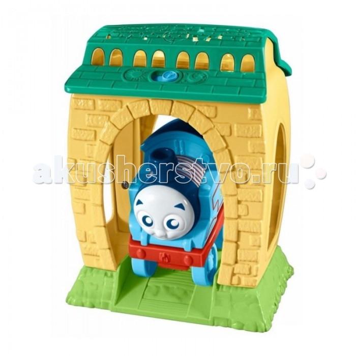 Игровые наборы Thomas & Friends Игровой набор с проекцией и звуками День и Ночь купить электрический счетчик день ночь в пэс