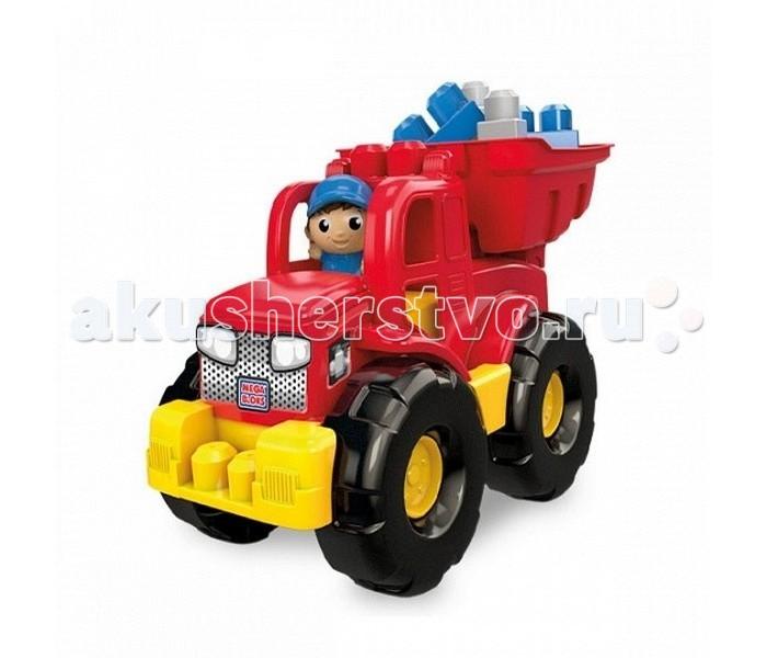 Машины Mega Bloks Грузовик - трансформер mega bloks mega bloks грузовик трансформер