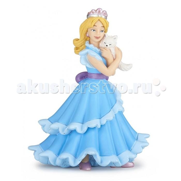 Игровые фигурки Papo Игровая фигурка Принцесса с кошкой