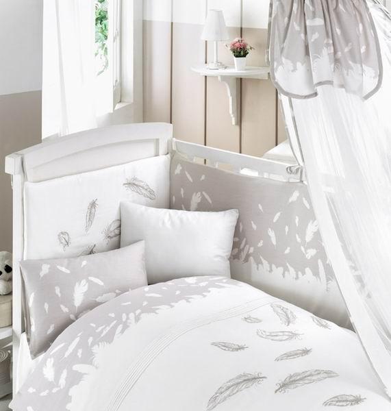 Балдахин для кроватки Bebe Luvicci Fluffy