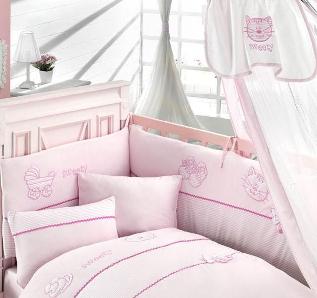 Балдахин для кроватки Bebe Luvicci My Kitty