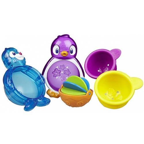 Игрушки для ванны Munchkin Игрушка для ванной Lazy Buoys много mymei 4шт игрушки для ванной душ вода плавающей скрипучий желтых резиновых уток детские игрушки воды игрушки brinquedos для ванной комнаты