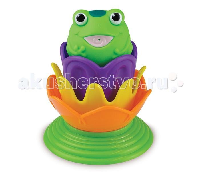 Munchkin Игрушка для ванной Лягушка принцесса
