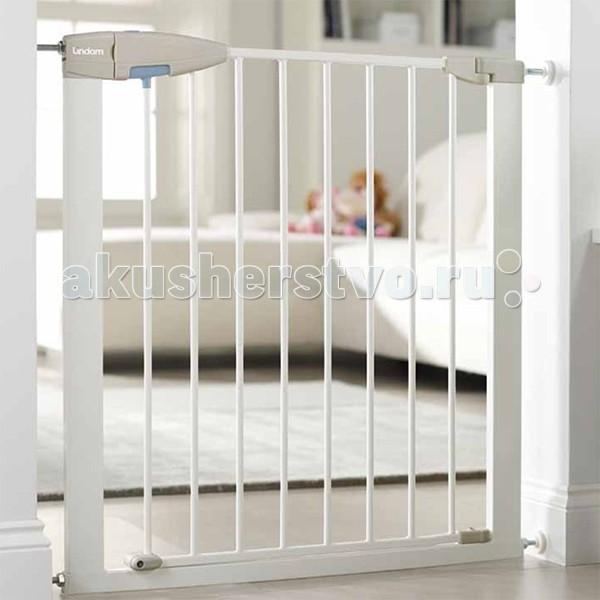 Безопасность ребенка , Барьеры и ворота Lindam Ворота безопасности Sure Shut Porte 75-82 см арт: 34900 -  Барьеры и ворота