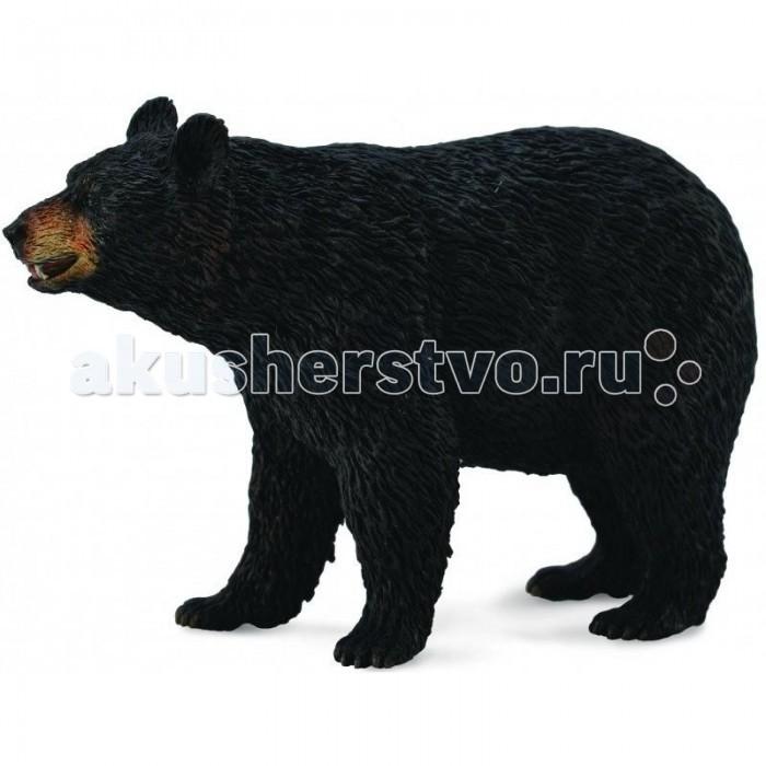 Игровые фигурки Gulliver Collecta Американский чёрный медведь игровые фигурки gulliver collecta фигурка северный олень xl