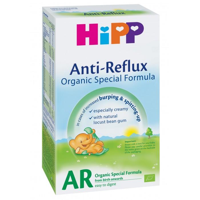 Молочные смеси Hipp Молочная смесь Антирефлюкс от 0 мес. 300 г смесь для кормления новорожденных