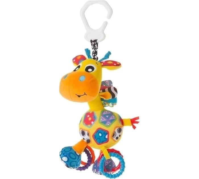 Подвесные игрушки Playgro Жираф 0186359, Подвесные игрушки - артикул:351555
