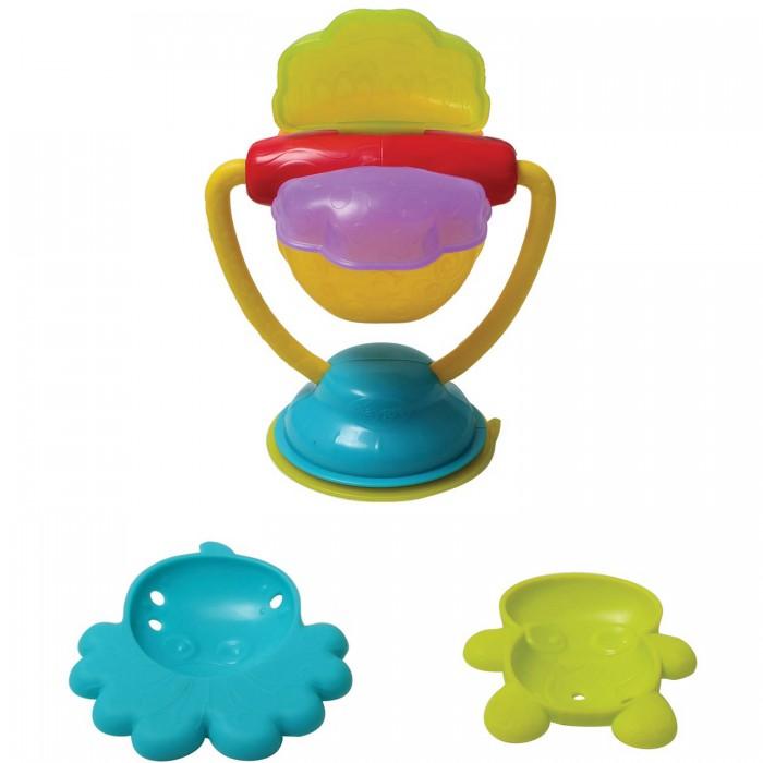 Игрушки для ванны Playgro Игрушка для ванны Мельница barneybuddy barneybuddy игрушки для ванны стикеры веселая ферма