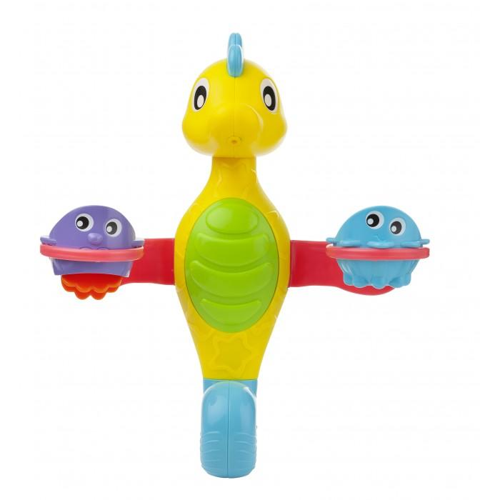 Купание малыша , Игрушки для ванны Playgro Фонтанчик Морской конек 0184957 арт: 351615 -  Игрушки для ванны
