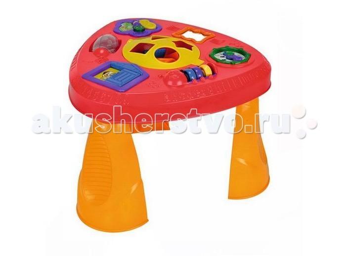 Игровые центры Simba Развивающий столик simba сортер грибок