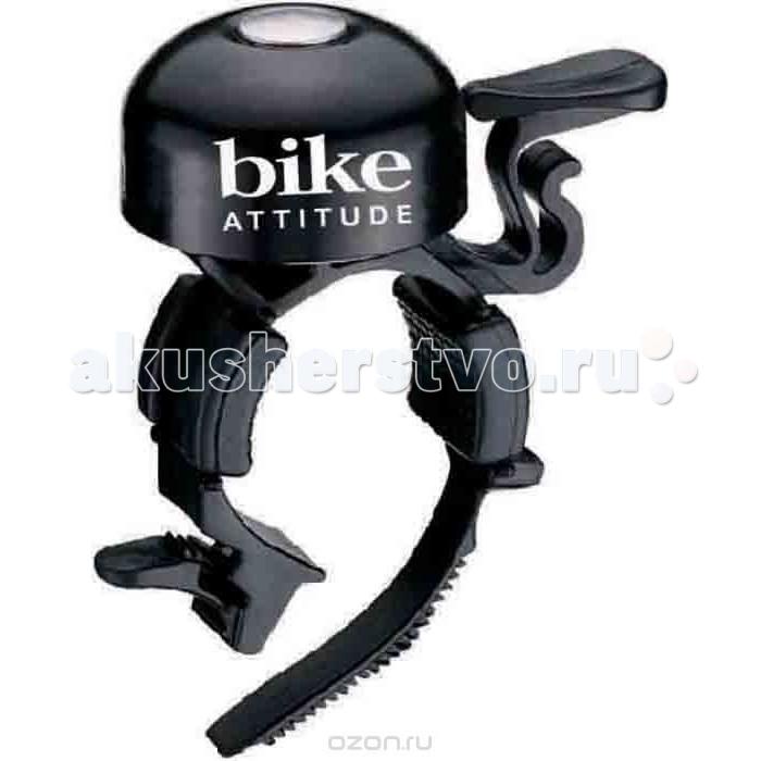 Аксессуары для велосипедов и самокатов Bike Attitude Звонок велосипедный B777AP