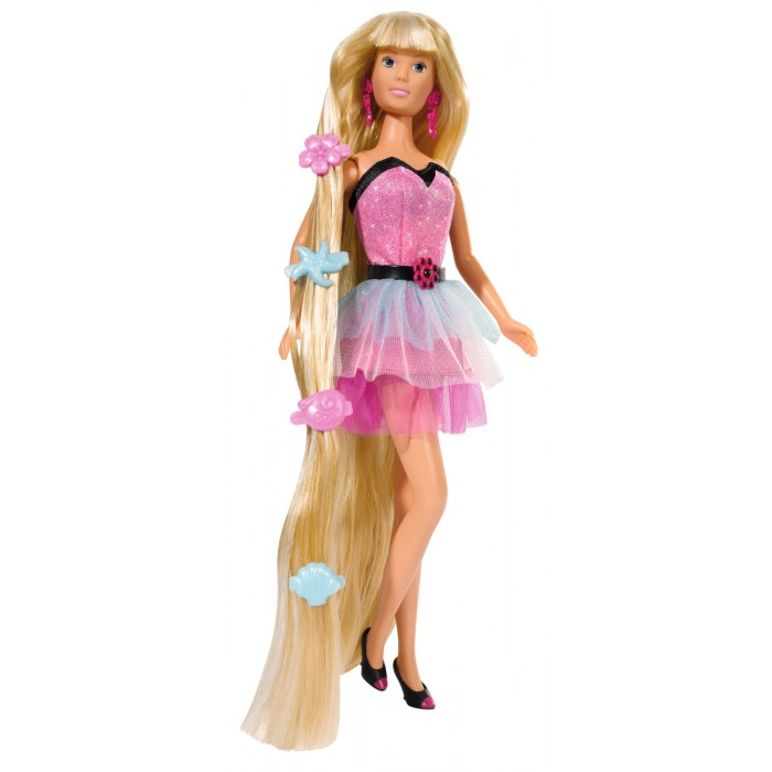 Куклы и одежда для кукол Simba Штеффи-парикмахер с аксессуарами