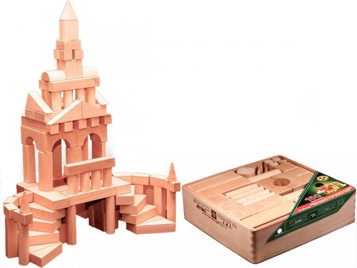 Деревянные игрушки Престиж-Игрушка Конструктор (150 деталей) конструкторы fanclastic конструктор fanclastic набор роботоводство