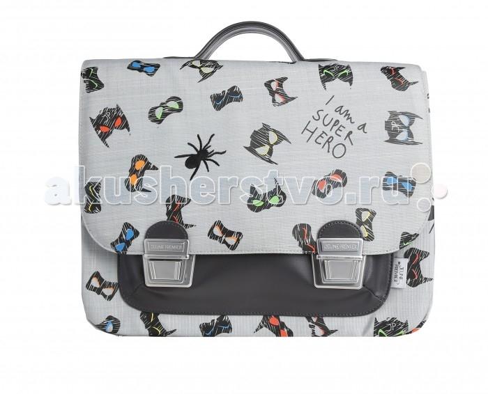 Развитие и школа , Школьные рюкзаки Jeune Premier Портфель Maxi Супергерои арт: 353735 -  Школьные рюкзаки