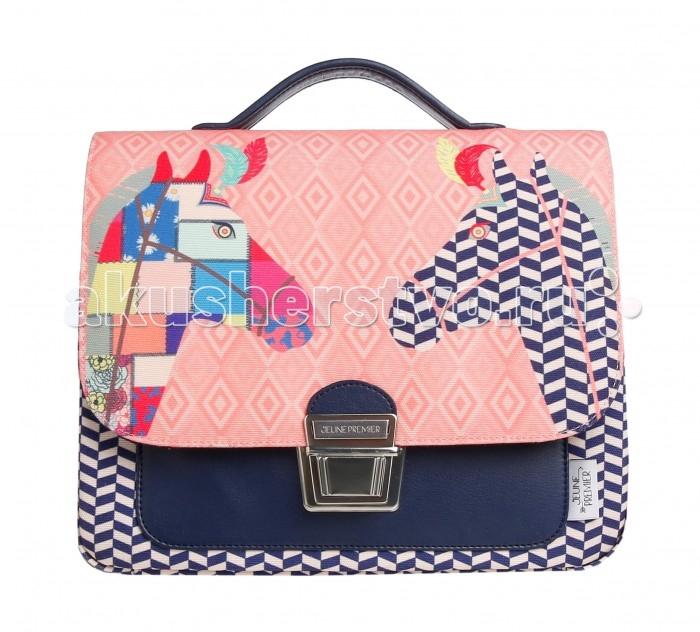 Школьные рюкзаки, Jeune Premier Портфель Mini Кавалерия  - купить со скидкой
