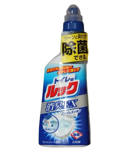 Бытовая химия Lion Чистящее средство для туалета Look 450 мл чистящее средство для плит и печей lion look 400 мл