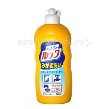 Бытовая химия Lion Средство для ванной Look с ароматом цитруса 400 мл чистящее средство для плит и печей lion look 400 мл