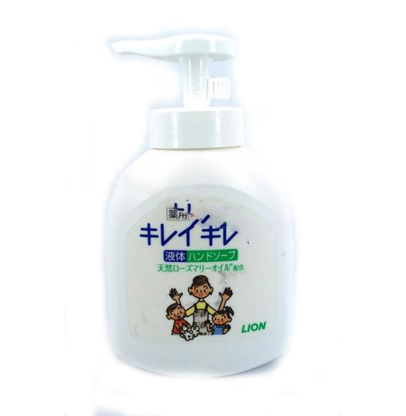 Бытовая химия Lion Жидкое антибактериальное мыло для рук цитрусовое для всей семьи Kirei Kirei 250 мл люстра на штанге eurosvet 60014 5 античная бронза