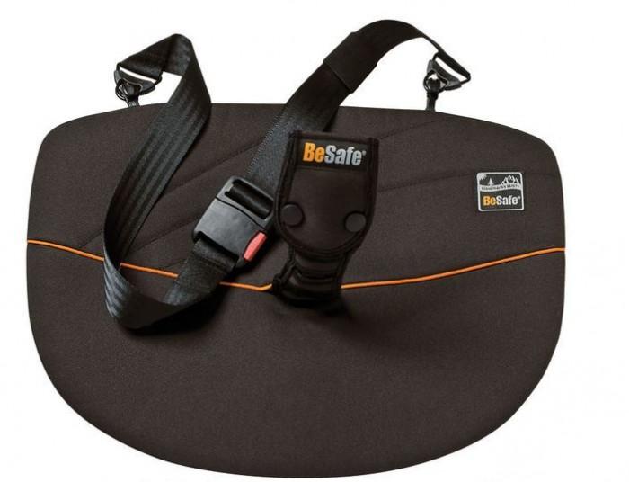 Детские автокресла , Аксессуары для автомобиля BeSafe Адаптер для удержания ремня безопасности для беременных Pregnant iZi Fix арт: 355340 -  Аксессуары для автомобиля