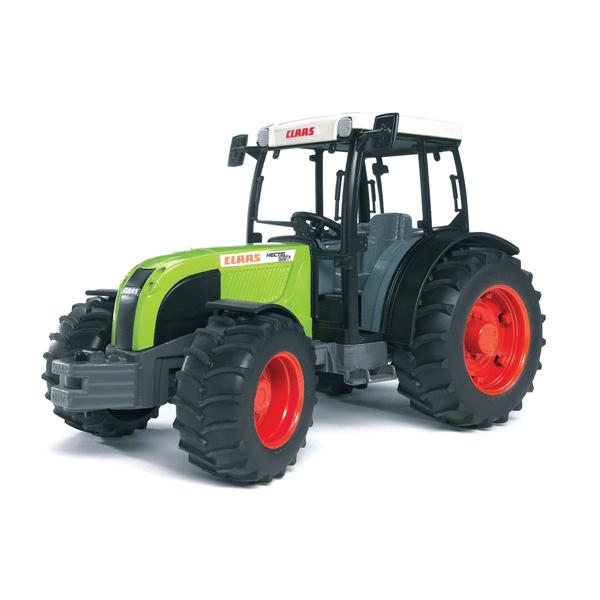Машины Bruder Трактор Claas Nectis 267 F машины bruder трактор claas nectis 267 f с погрузчиком и прицепом