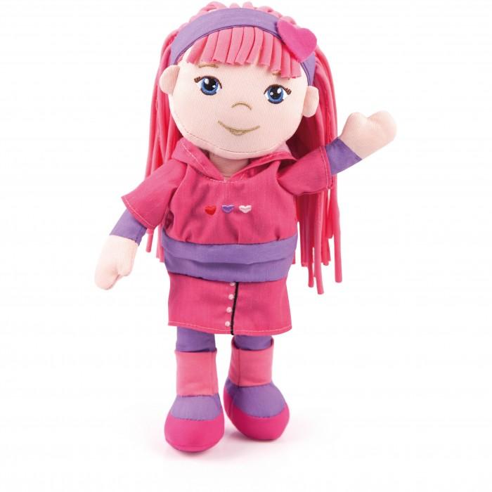 Куклы и одежда для кукол Bayer Тряпичная кукла Мила 30 см