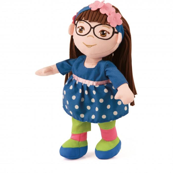 Куклы и одежда для кукол Bayer Тряпичная кукла Паулина 30 см