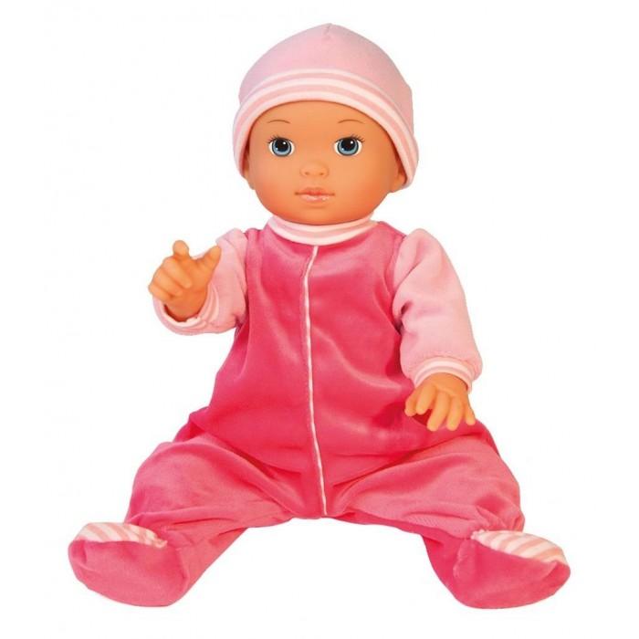 Bayer Подпрыгивающий малыш 36 см 9372000Подпрыгивающий малыш 36 см 9372000Bayer Design Подпрыгивающий малыш 36 см 9372000   Подпрыгивающий малыш 36 см, 18 функций.   Движется вверх и вниз, издает смешные звуки ребенка.   Одет в симпатичный розовый комбинезон с подходящей по цвету шапочкой.   Упаковка: коробка.   Батарейки AAA 3 шт., входят в комплект.<br>