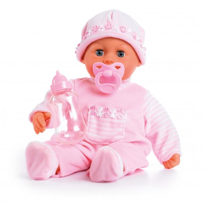 Куклы и одежда для кукол Bayer Малыш - мои первые слова 38 см 93824AA книга для детей clever мои первые слова веселые загадки