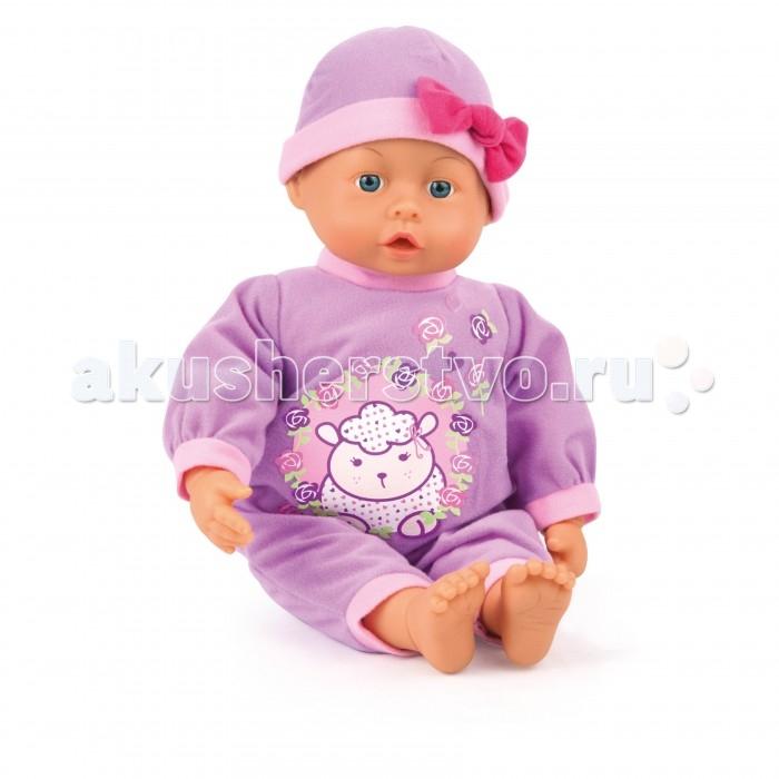 Куклы и одежда для кукол Bayer Малыш - мои первые слова 38 см 93863AD книга для детей clever мои первые слова веселые загадки
