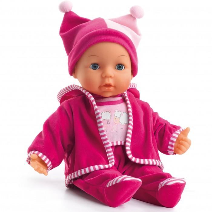 Куклы и одежда для кукол Bayer Кукла Малышка Сонни 38 см куклы и одежда для кукол bayer малышка первый поцелуй 42 см