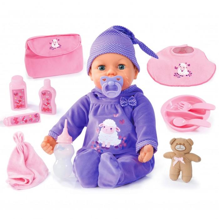 Куклы и одежда для кукол Bayer Кукла Пикколина с настоящими слезами 46 см куклы и одежда для кукол bayer малышка первый поцелуй 42 см