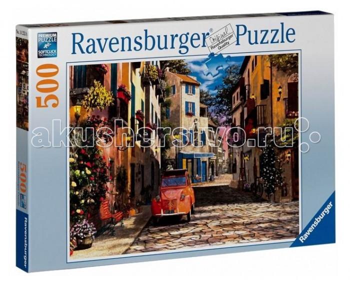 Пазлы Ravensburger Пазл Юг Франции 500 элементов пазлы ravensburger пазл прима балерина 500 элементов