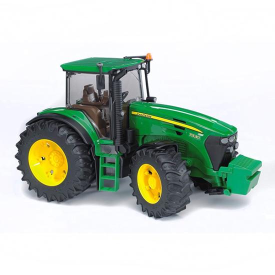 Машины Bruder Трактор John Deere 7930 bruder трактор john deere 7930 с двойными колесами