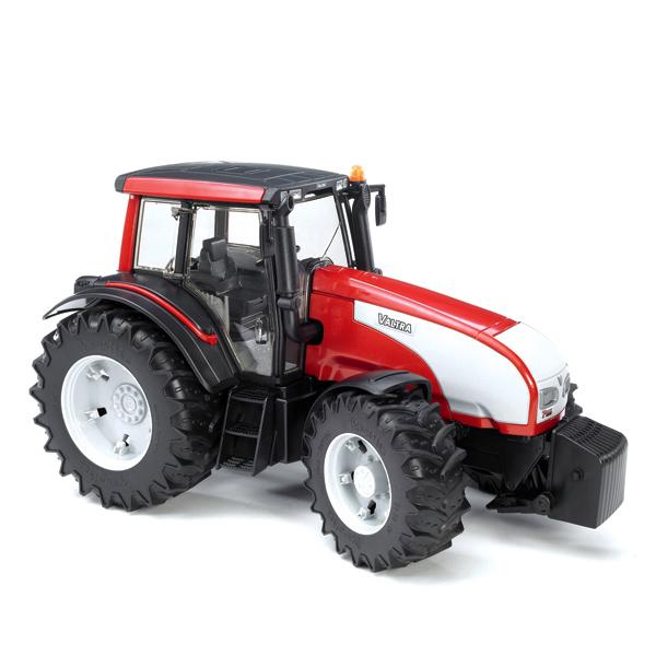 Машины Bruder Трактор Steyr CVT 6230 с погрузчиком tomy трактор john deere 6830 с двойными колесами и фронтальным погрузчиком с 3 лет