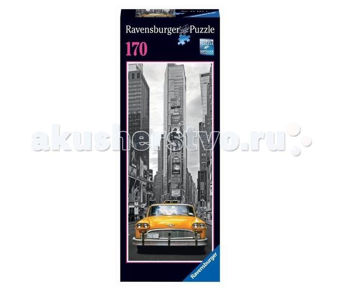 Пазлы Ravensburger Пазл Нью-Йоркское такси 170 элементов пазлы origami пазл дм зайчик и волчонок 25 элементов