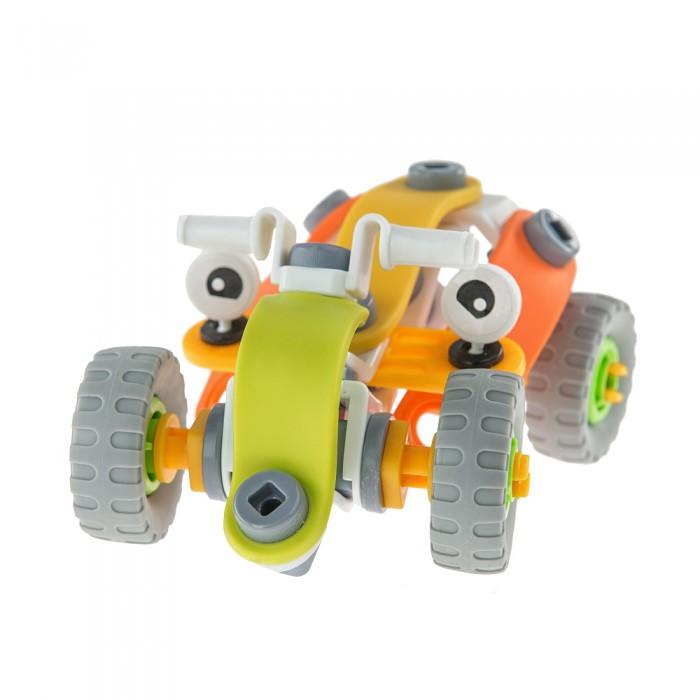 Конструкторы Hanye Build&Play HYJ-302 развивающая игрушка keenway build n play аэроплан вертолет
