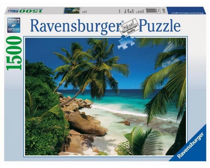 Пазлы Ravensburger Пазл Сейшелы 1500 элементов ravensburger пазл тихая бухта 1500 деталей