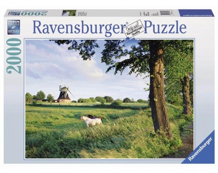 Ravensburger Пазл Сельский пейзаж 2000 элементов