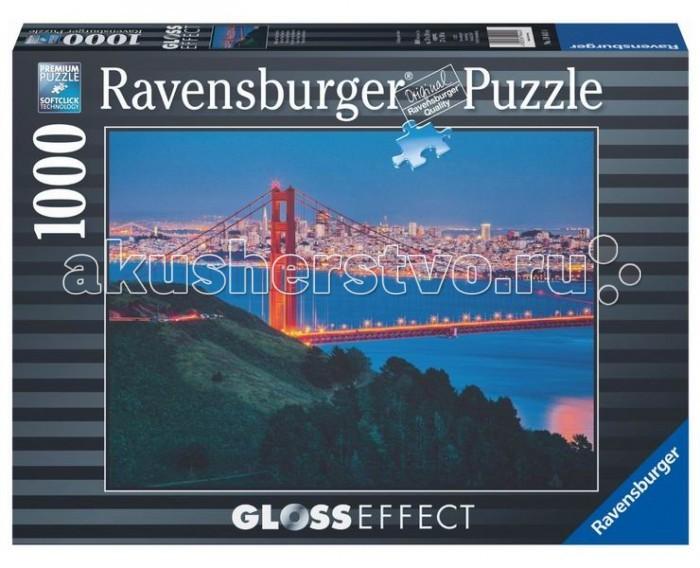 Пазлы Ravensburger Пазл Сан-Франциско с глянцевым эффектом 1000 элементов